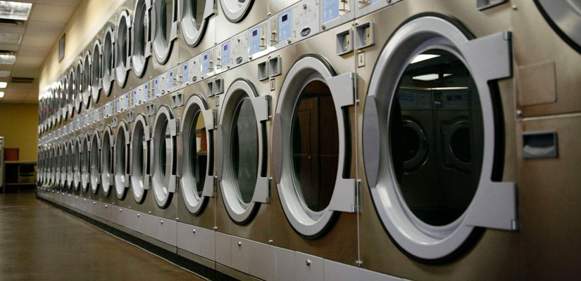 RFID Laundry Asset Management