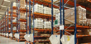 RFID Warehouse Asset Tracking